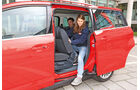 Ford Grand C-Max 1.6 TDCI, Fondsitz, Aussteigen