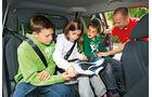 Ford Grand C-Max 2.0 TDCi, Isofix-Kinderbefestigung