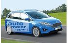 Ford (Grand) C-Max Facelift, Seitenansicht