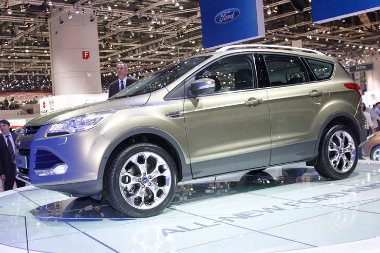 Ford Kuga, Genf 2012