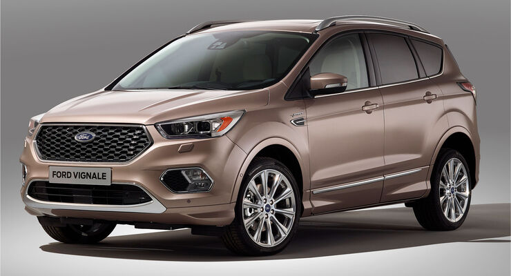 ford kuga vignale 2016 kompakt suv als luxusschlitten auto motor und sport. Black Bedroom Furniture Sets. Home Design Ideas