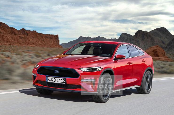 Ford Neuheiten Bis 2020 Fotos Daten Infos Auto Motor