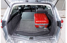 Ford Mondeo 2.0 TDCi, Kofferraum