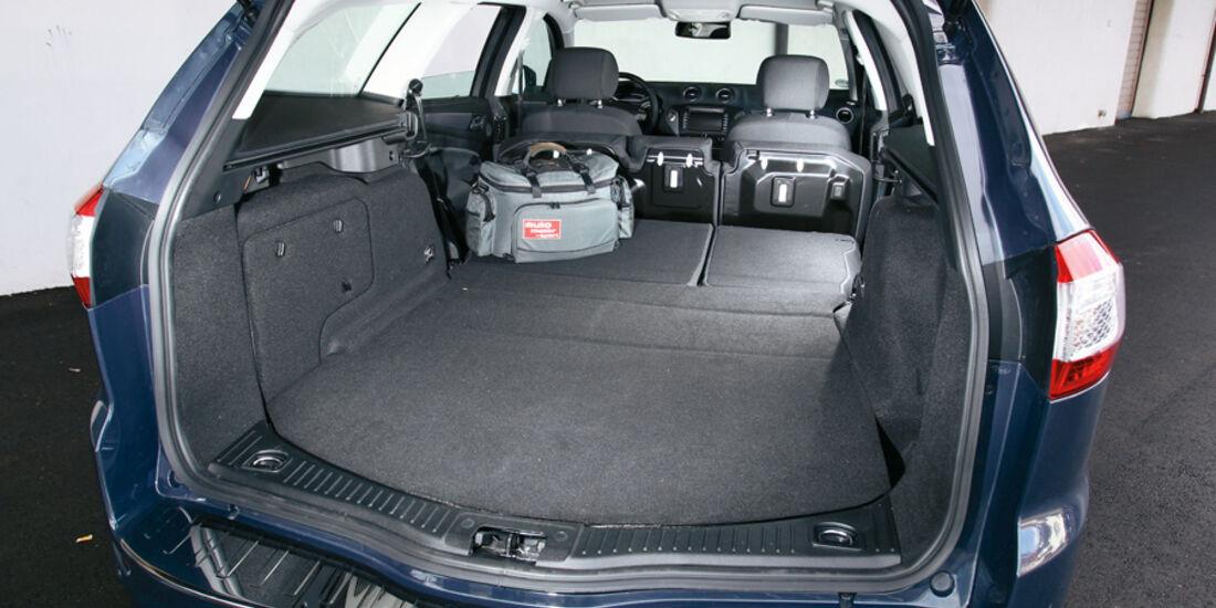 Ford Mondeo Turnier 2.0 TDCi, Kofferraum