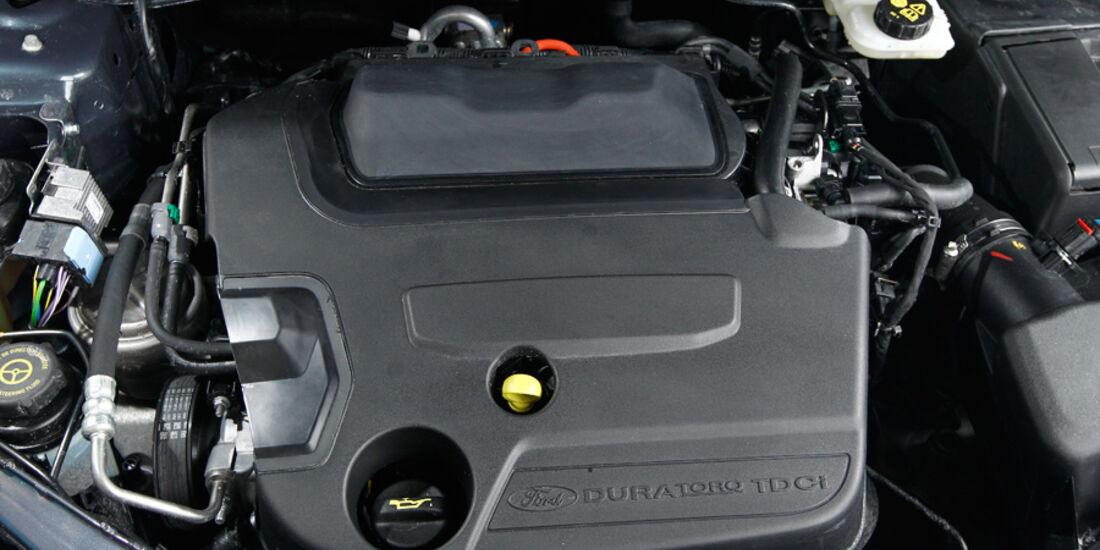 Ford Mondeo Turnier 2.0 TDCi, Motor