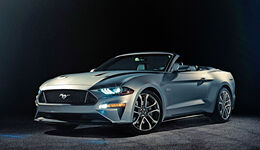 Ford Mustang Cabrio 2017