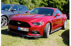 Ford Mustang - Fan-Autos - 24h-Rennen Nürburgring 2017 - Nordschleife