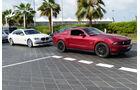 Ford Mustang - GP Abu Dhabi - Carspotting 2015