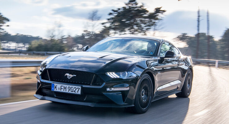 Ford Mustang GT (2018)