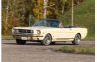 Ford Mustang GT V8 Cabrio, Frontansicht