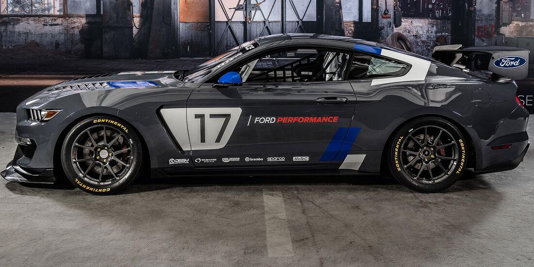 Ford Mustang GT4 Sema 2016