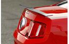 Ford Mustang RTR, Kofferraumtür