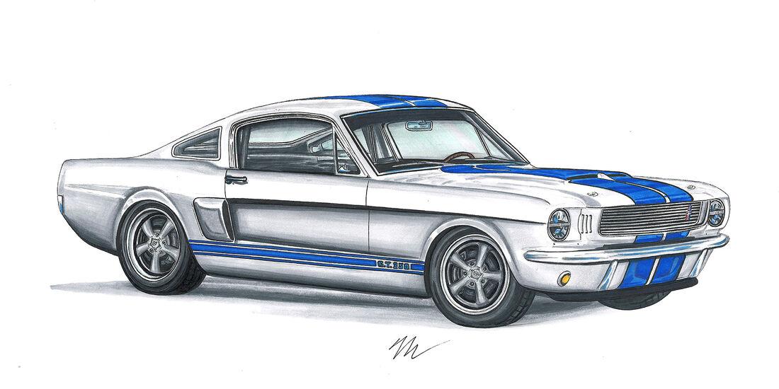 Ford Mustang Revology Sema 2016
