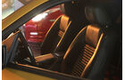 Ford Mustang Shelby GT 640, Sitze