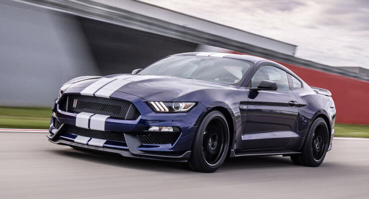ford mustang shelby gt350 (2019): daten, fotos, technik - auto motor