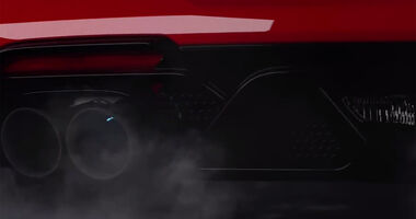 Ford Mustang Shelby GT500 Teaser