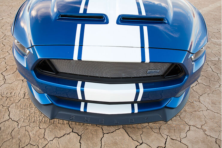 Ford Mustang Shelby Super Snake: 750 PS zum 50sten