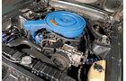 Ford Mustang V8, Motor