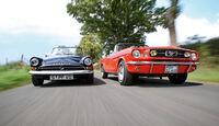 Ford Mustang V8, Sunbeam Alpine Tiger MK I A