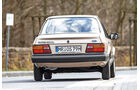 Ford Orion 1.6 GL, Heckansicht
