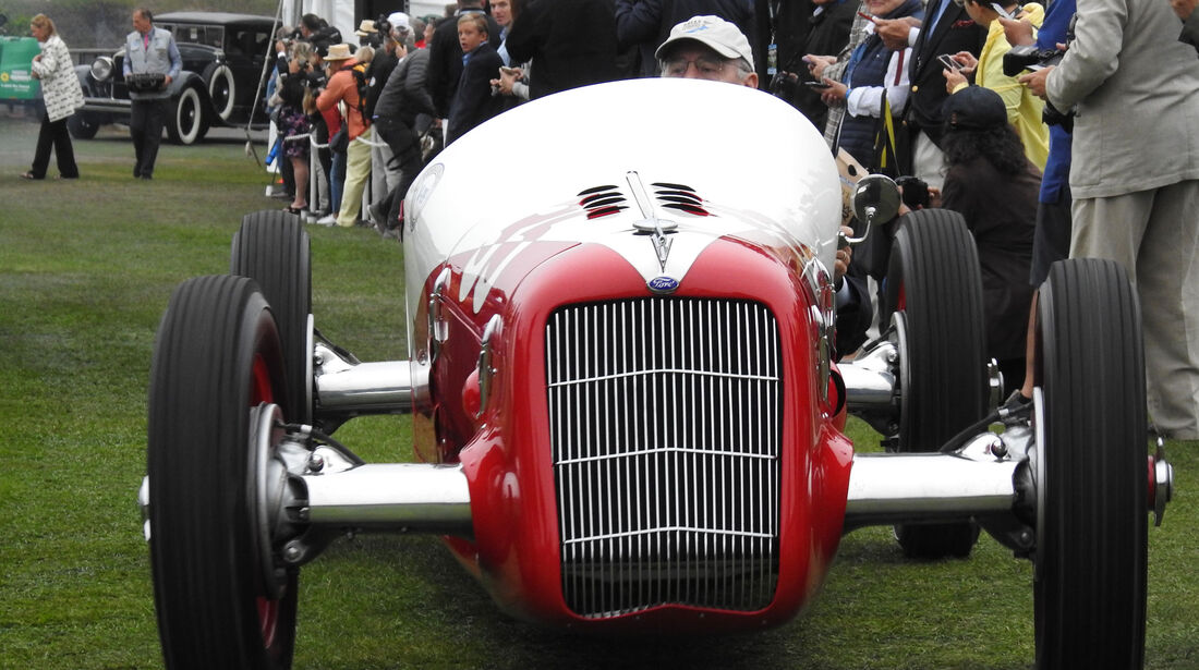 Ford - Pebble Beach Concours d'Elegance 2016