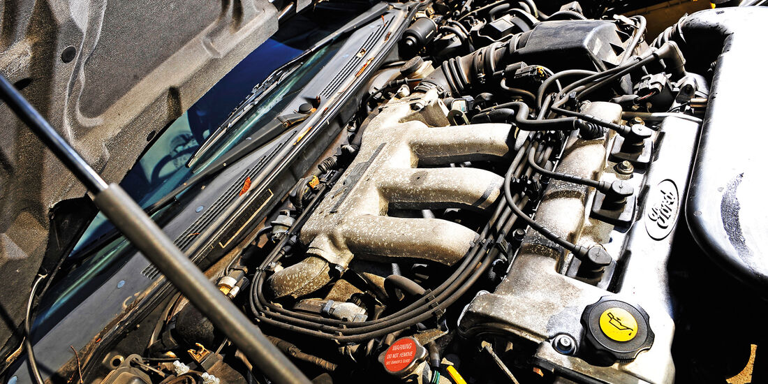 Ford Probe 24V, Motor