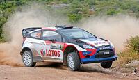 Ford, Rallye-WM, Robert Kubica,