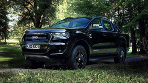 ford ranger 2018 marktstart infos daten preis auto. Black Bedroom Furniture Sets. Home Design Ideas