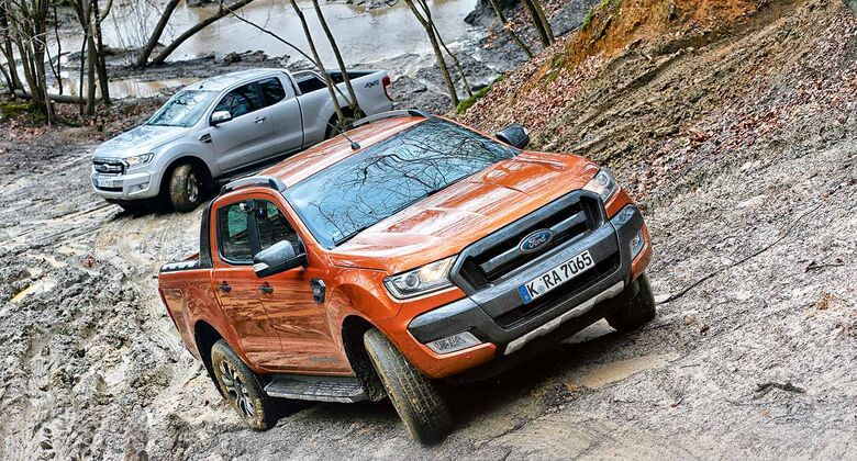 ford ranger 4 generation auto motor und sport. Black Bedroom Furniture Sets. Home Design Ideas
