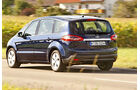 Ford S-MAX 1.6 EcoBoost Titanium, Seitenansicht