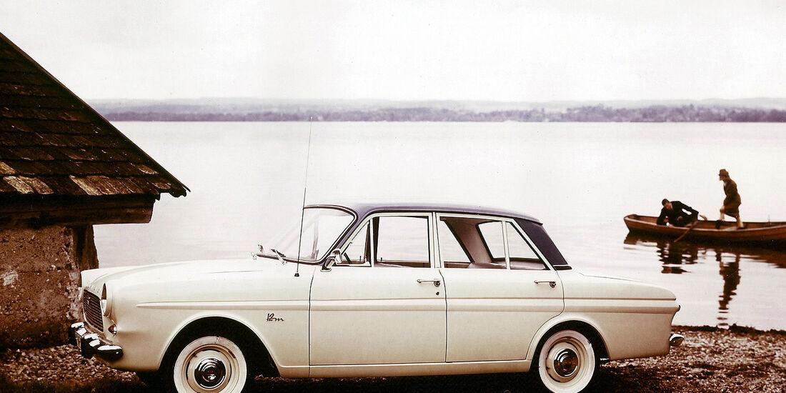 Ford Taunus 12 M