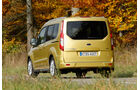 Ford Tourneo Connect, Heckansicht