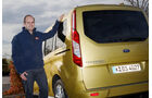 Ford Tourneo Connect, Stefan Cerchez