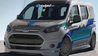 Ford Transit Connect  Sema 2013