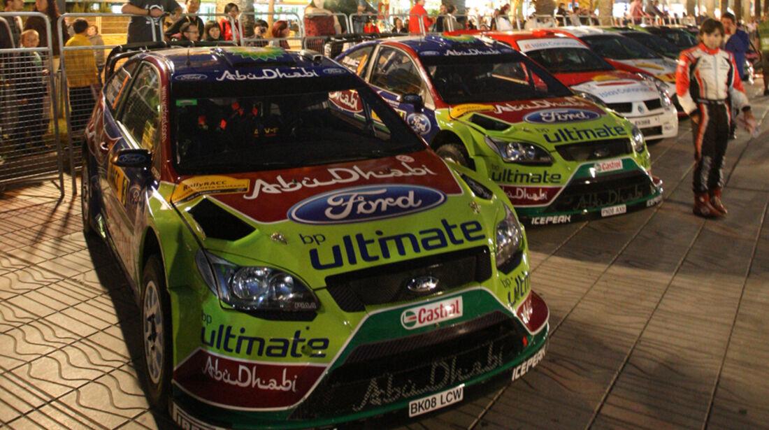 Ford WRC Parade