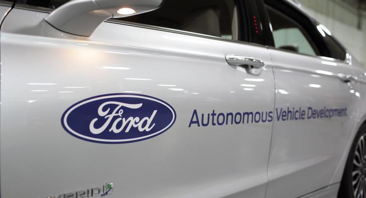 "Ford gründet ""Ford Autonomous Vehicles LLC"""
