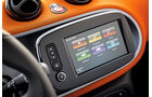 Forfour 1.0, Infotainment