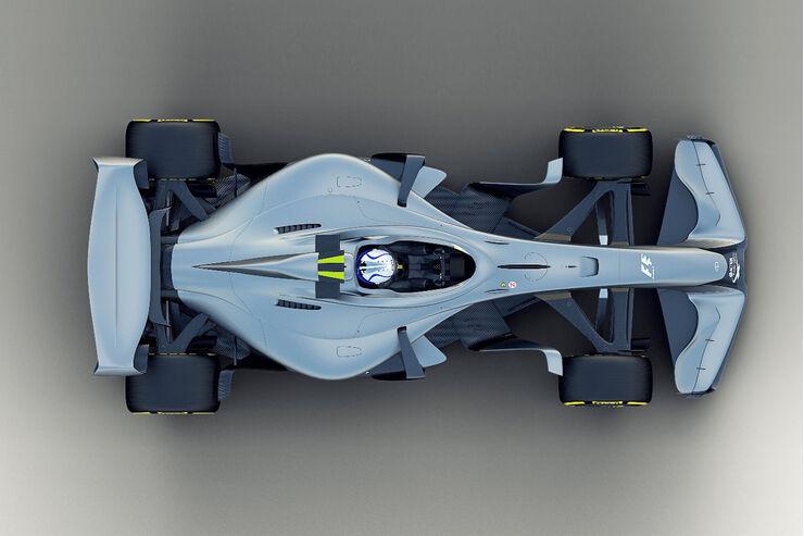 formel 1 auto f r 2021 erste bilder infos auto motor. Black Bedroom Furniture Sets. Home Design Ideas