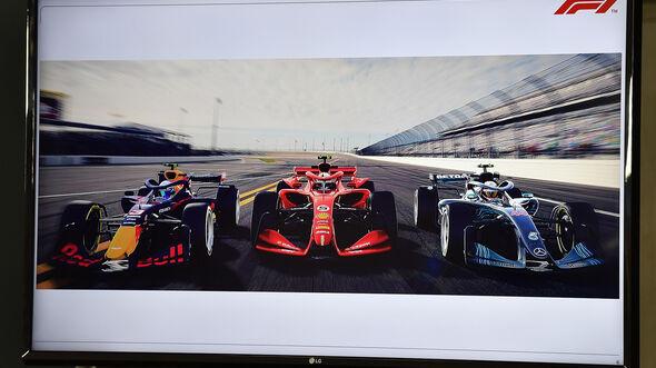 Formel 1 Concept 2021