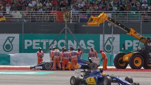 Formel 1 - Danis Bilderkiste - GP Malaysia 2015