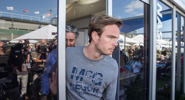 Formel 1 - GP Australien 2015 - Bilderkiste - F1 - Giedo van der Garde