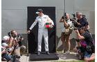 Formel 1 - GP Australien 2015 - Bilderkiste - F1 - McLaren-Honda - Jenson Button