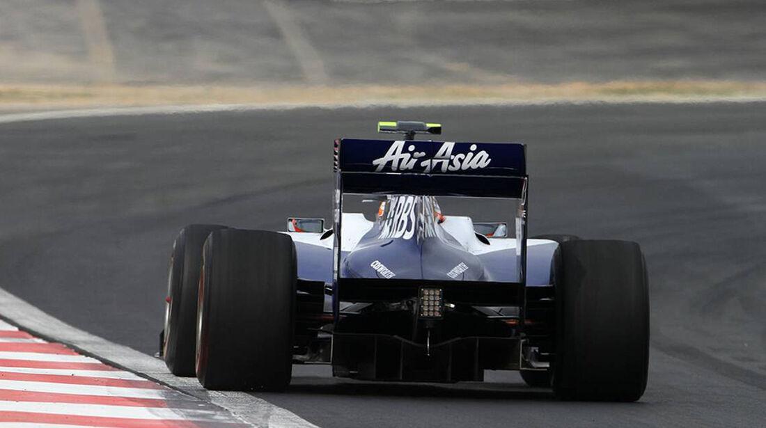 Formel 1 GP Korea 2010 Hülkenberg