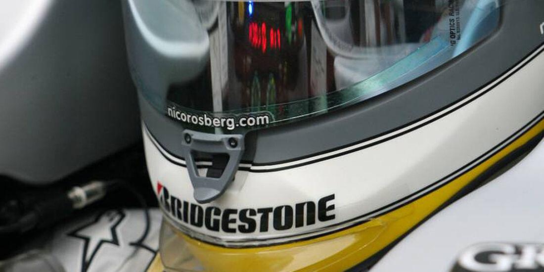 Formel 1 GP Korea 2010 Rosberg