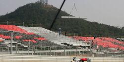 Formel 1 GP Korea Lewis Hamilton