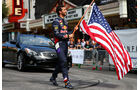 Formel 1 GP USA 2014 - Red Bull - Showrun - 29. Oktober 2014