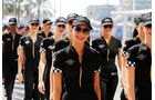 Formel 1-Girls - GP Abu Dhabi - 2014