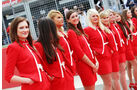 Formel 1 Girls - GP England 2012