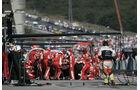 Formel 1, Grand Prix Tuerkei 2007, Istanbul Speed Park, 26.08.2007