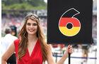 Formel 1 - Grid Girls - GP Deutschland - Hockenheim - 2016
